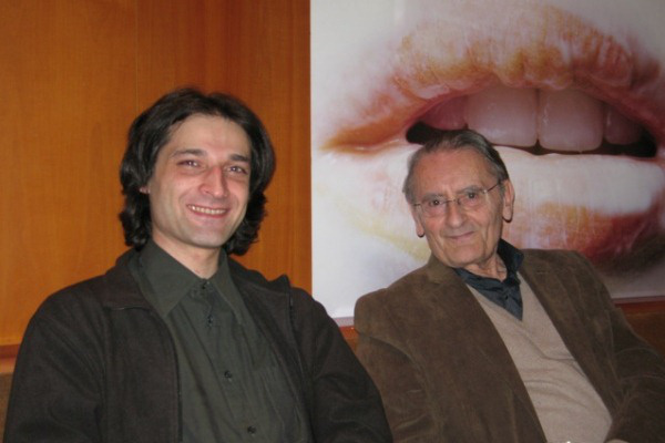 Georges Bériachvili és Francios-Bernard Mâche