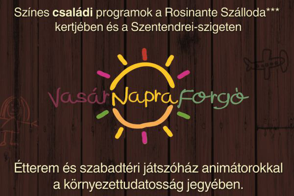 VasárNapraForgó - Rosinante