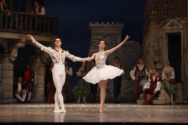 Don Quijote - Leblanc Gergely, Kozmér Alexandra