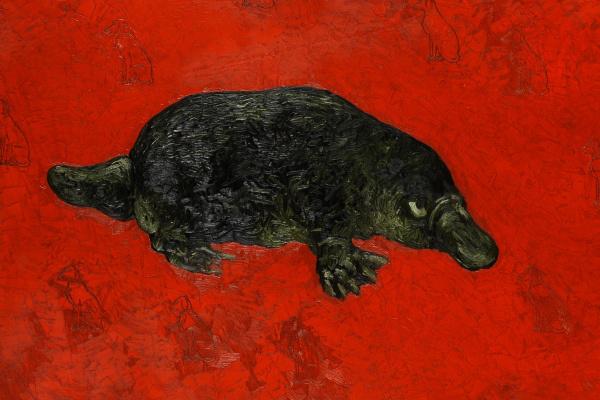 Aatóth Franyó: Chasse á l ornythorinx (2005) - Godot Galéria