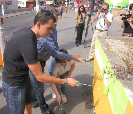 Színes Város Projekt - Kőbánya