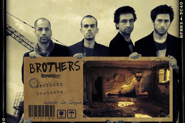 Brothers - Fehér Ferenc