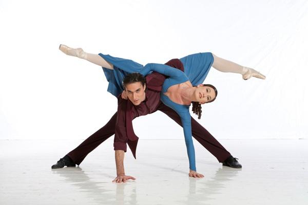 Karamazov testvérek - Magyar Nemzeti Balett (Operaház, fotó: Andera P. Merlo)