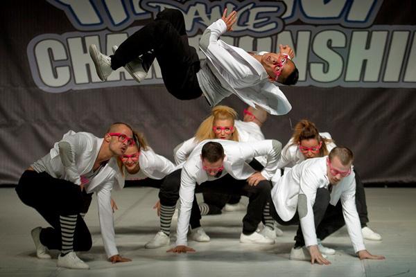 The Core - World Hip Hop Dance Championship