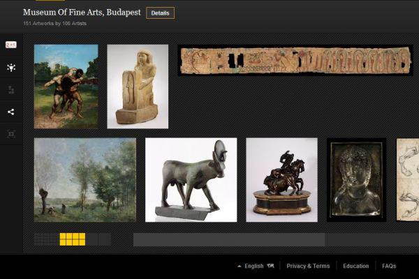 www.googleartproject.com - pillanatfelvétel (2012. április 4.)