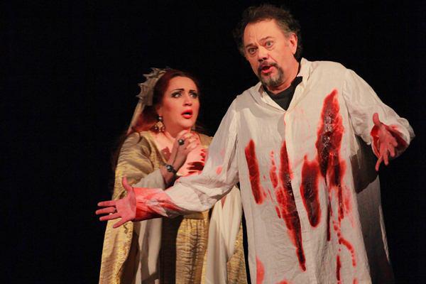 Lukács Gyöngyi és Alexandru Agache - Verdi: Macbeth
