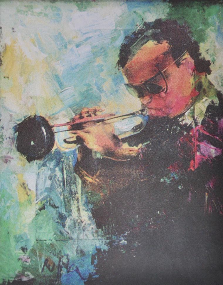 Ruttka Ferenc: Miles Davis