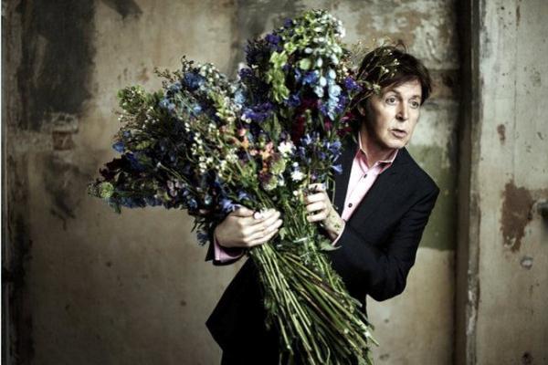 Paul McCartney - Kisses on the Bottom borítókép