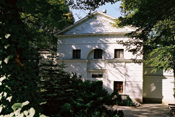 A Varsói Kamaraopera épülete