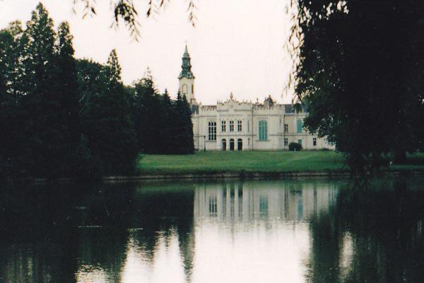 A martonvásári Brunszvik-kastély
