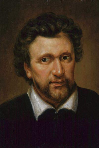 Ben Jonson - Abraham van Blyenberch festménye