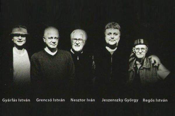 Együttműködés - Gyárfás, Grencsó, Nesztor, Jeszenszky, Regős