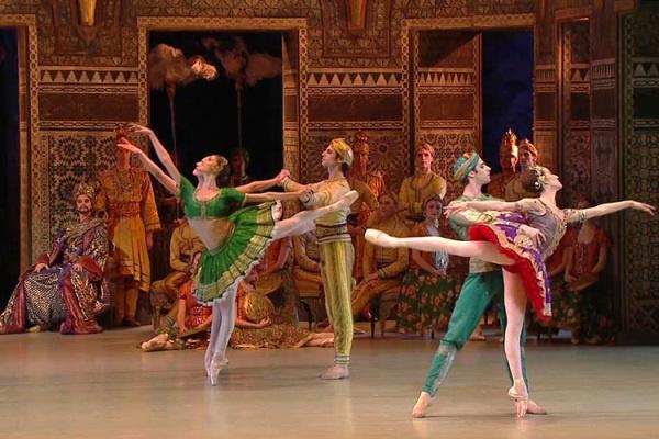 A bajadér - moszkvai Bolsoj Balett