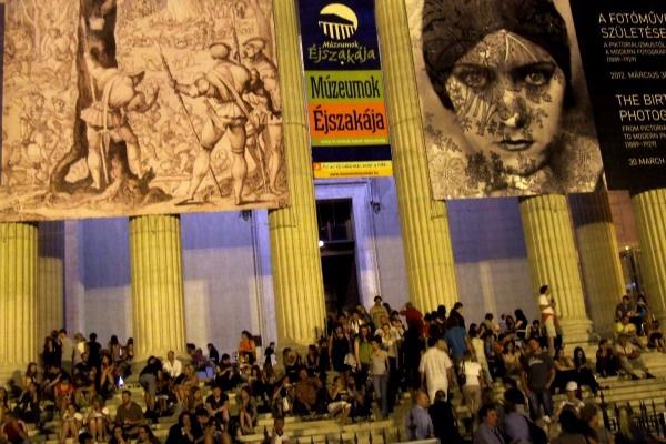 Múzeumok Éjszakája 2012 (Szépművészeti Múzeum)
