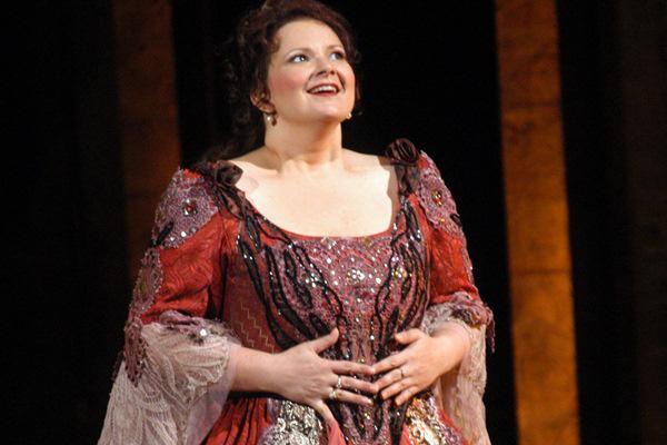 Fodor Beatrix a Figaro házassága című operában