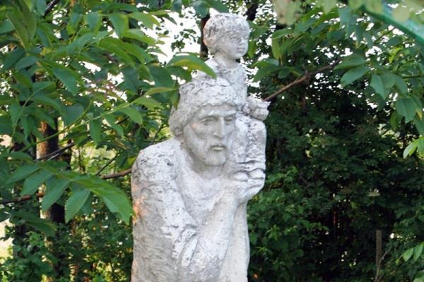 Szabolcs Péter szobrászművész