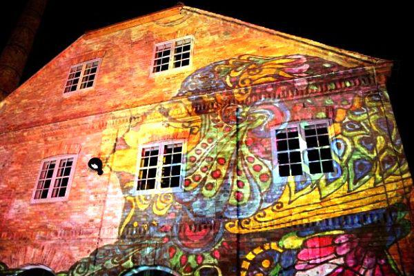 Zsolnay Kulturális Negyed - éjszakai tárlatjárat (Múzeumok Éjszakája)