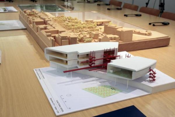 Renzo Piano - a Centro Botin tervei