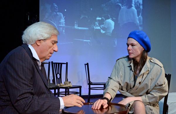 Györgyi Anna és Szilágyi Tibor (Anna Gavalda: Szerettem őt, fotó: Éder Vera)