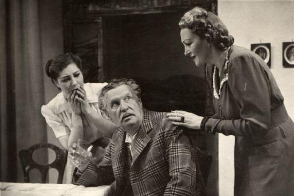 Hősök nélkül (1942) - Olty Magda, Somlay Artúr, Lánczy Margit