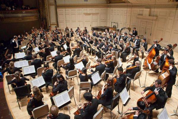 Boston Youth Symphony