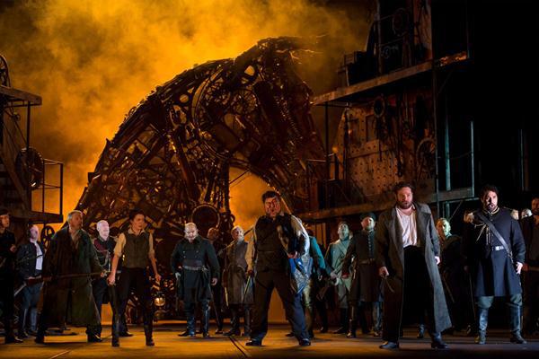 Hector Berlioz A trójaiak című operája a Covent Gardenben