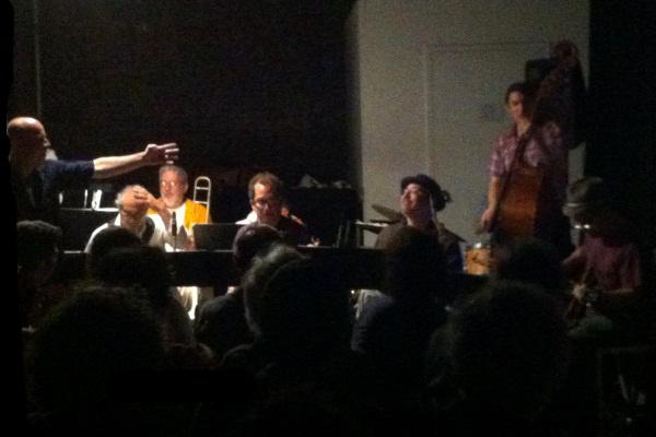 Steven Bernstein's MTO - Párniczky András @ New York