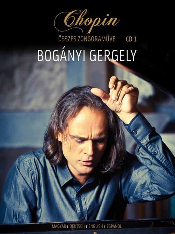 Bogányi Gergely Chopin-összes, CD