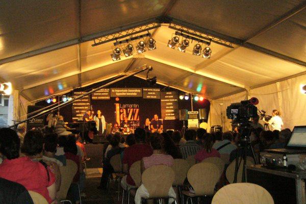 Lamantin Jazzfesztivál 2012