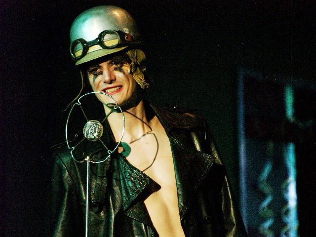 Cabaret - Keresztes Tamás (Centrál Színház - fotó: SzoFi)