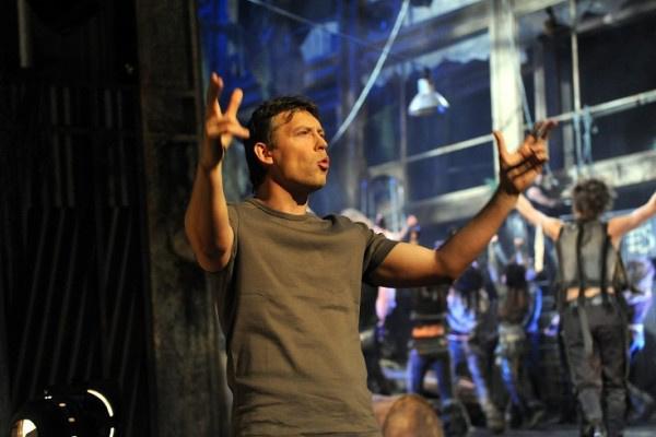 Jeltolmácsolt előadások - 90 db Project - A dzsungel könyve, PPécsi Nemzeti Színház, a jelnyelvi tolmács: Vörös Zsolt