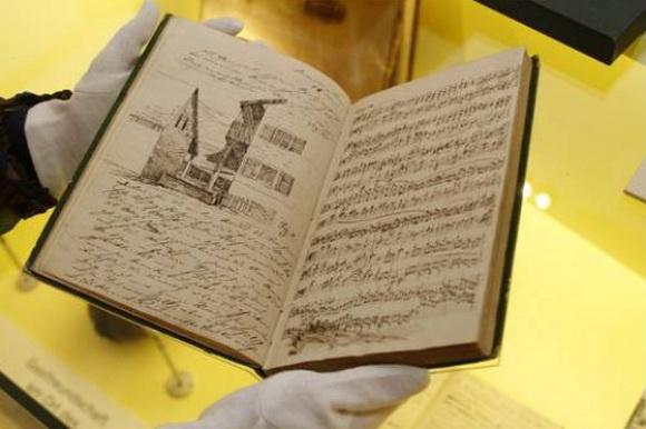 Mendelssohn naplója