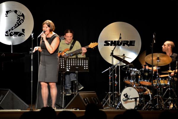 Bábiczki Boglárka a Montreux-i jazzének-versenyen