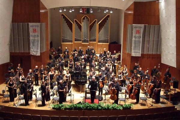Howard Williams és a Savaria Szimfonikus Zenekar28. Nemzetközi Bartók Szeminárium és Fesztivál, Szombathely - nyitókoncert, 2012. július 13.