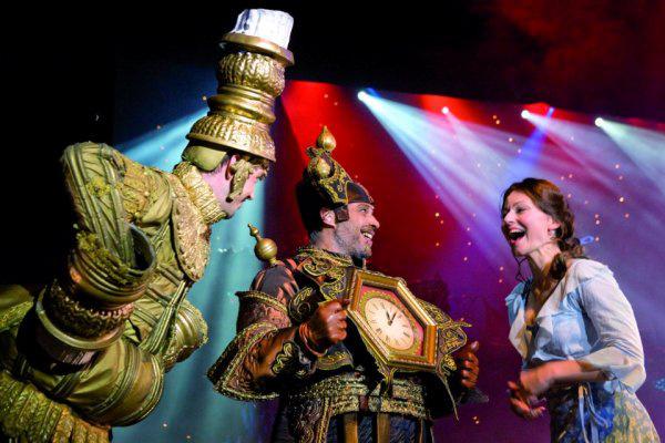 Szépség és a Szörnyeteg - a Budapesti Operettszínház németországi turnéja