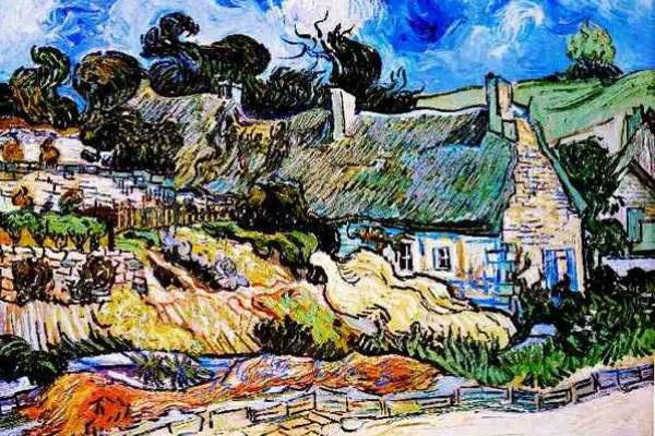 Auvers - Vincent van Gogh
