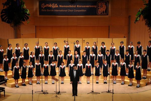 Bartók Béla Nemzetközi Kórusverseny