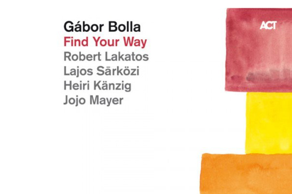 Bolla Gábor: Find Your Way