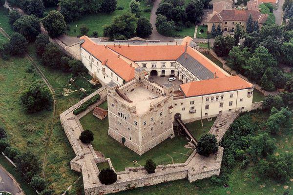 a sárospataki Rákóczi-vár