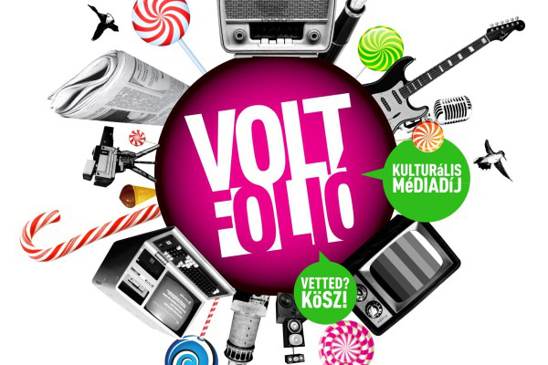 VoltFólió logo