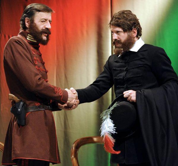 Kaisers TV, Ungarn - Mucsi Zoltán, Thuróczy Szabolcs