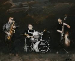 Gyémánt László_The Muck trio_2003