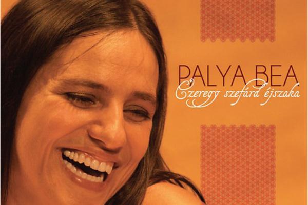 Palya Bea: Ezeregy szefárd éjszaka - borító