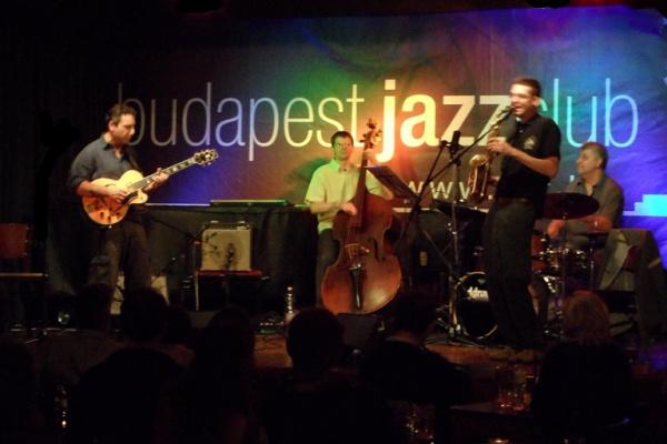 A Nigun a Budapest Jazz Clubban