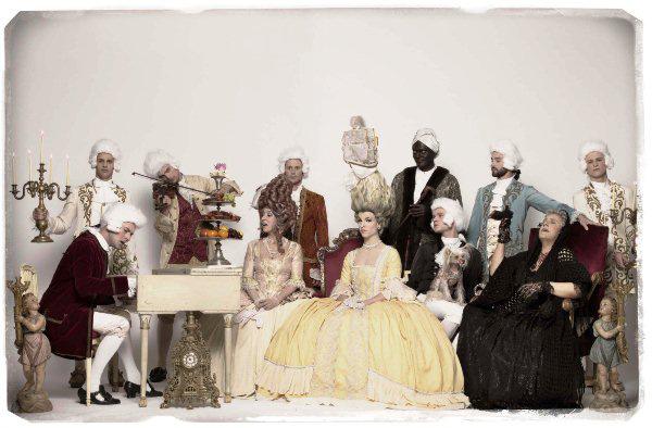 A divat története (Bécs, MuseumsQuartier - Summer of Fashion - A divat nyara)