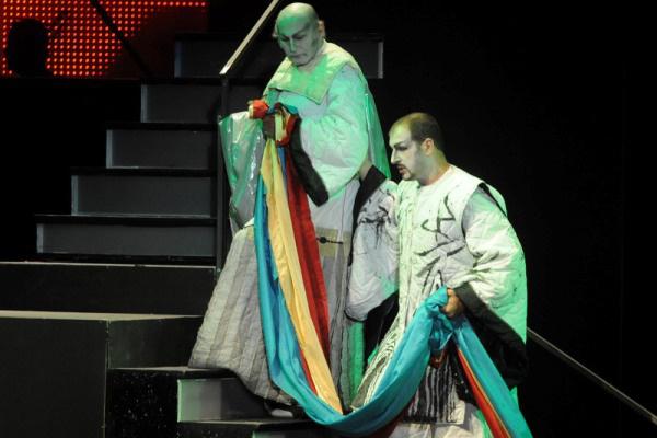 Turandot - Margitszigeti Szabadtéri Színpad, Budapesti Nyári Fesztivál