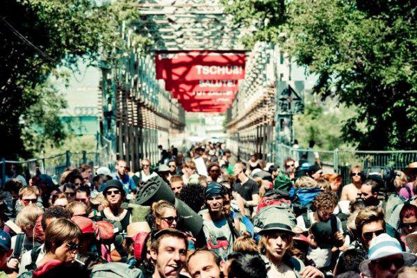 Sziget Fesztivál 2012 forrás: Facebook, fotó: Jelena Rudi)