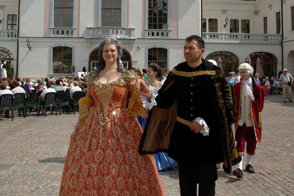 Barokk Kastélynapok Gödöllőn