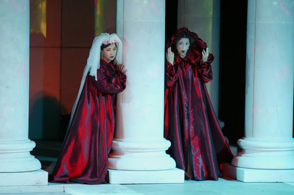 Figaro házassága - Rost Andrea, Csereklyei Andrea - Iseumi Szabadtéri Játékok