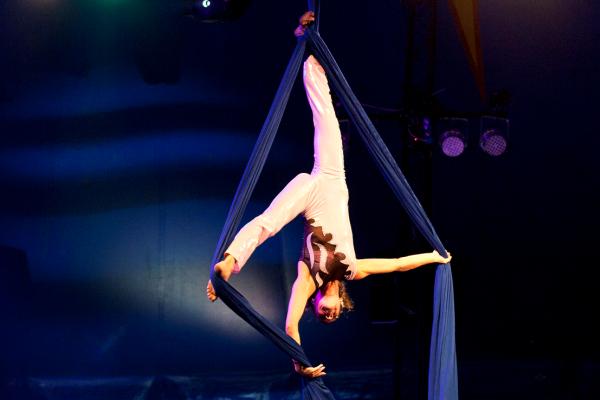 Sziget 2012 - 1. nap (CirkuSzínház Produkció, Porondszínház)